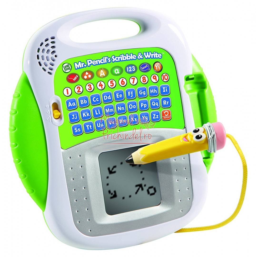 leapfrog scribble and write vs vtech write and learn