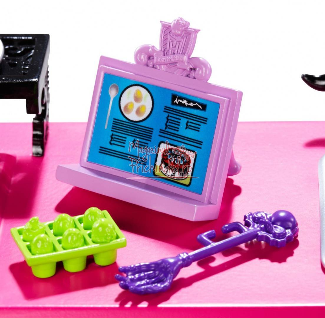monster high school accessory playset home ick classroom. Black Bedroom Furniture Sets. Home Design Ideas