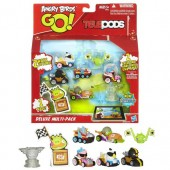 Angry Birds GO Deluxe Multi-Pack TELEPOD