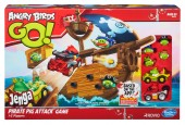Angry Birds GO Pirate Pig Attack Game A6439