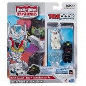Angry Birds Transformers Ultra Magnus vs Sound Blaster AN