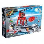 BanBao Port De Incarcare set 538-Piece