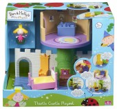 Ben and Holly Micul Castel Regal