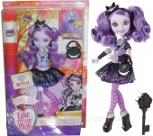 Ever After High Kitty Cheshire Rebele cu accesorii CDH53 (fara suport)