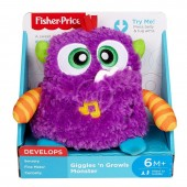 FISHER PRICE JUCARIE GIGGLES'N GROWLS MONSTER