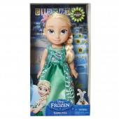 Frozen Fever Elsa My First Toddler Doll