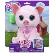 FurReal Friends Lil' Big Paws Patootie Piggy