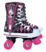 GHETE CU PATINE MONSTER HIGH