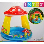 Intex Piscina Ciuperca