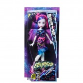 Monster High Electrified Hair Raising Ghouls Ari Hauntington DVH68