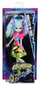 Monster High Electrified Hair Raising Silvi Timberwolf DVH66