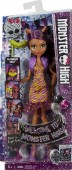 Monster High Welcome to Monster High Clawdeen Wolf DNX19