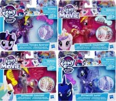 My Little Pony The Movie Glitter Celebration figurina cu sclipici E0185
