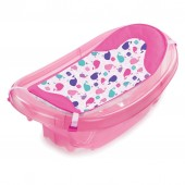 Set cadita si suport de baita Sparkle and Splash Summer 09376