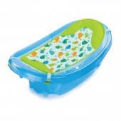 Set cadita si suport de baita Sparkle and Splash Summer 09156