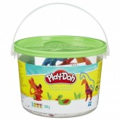 Set Play Doh plastilina cu animale 23414