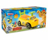 Smoby LION GUARD AUTO RIDE-ON