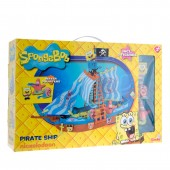 Corabie SpongeBob Pirate Ship