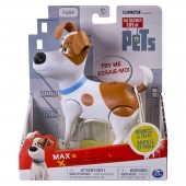 The Secret Life of Pets Walking Talking Action Max