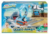 Thomas Adventures Shark Escape  pista de aventura