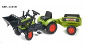 Tractor Class Arion 410 cu remorca