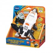 VTech Masina Switch and Go Dinos Sabre the Allosaurus