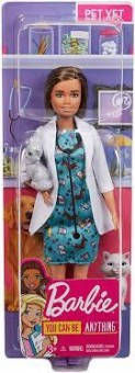 Barbie medic veterinar GJL63
