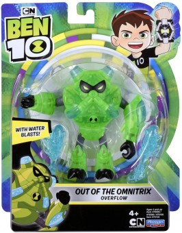 Ben 10 Out of The Omnitrix figurina