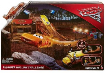 CARS 3 SET DE JOACA Thunder Hollow Challenge