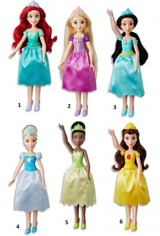 Disney Princess Papusa B9996