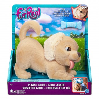 FuRReal Friends Catelusul Goldie B9064