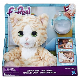 Furreal Friends Pisicuta interactiva Cara E0418
