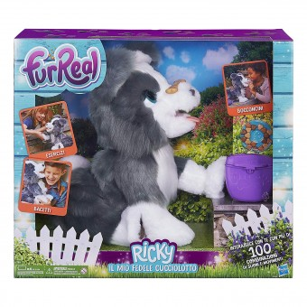 FurReal Friends Ricky the Trick-Lovin Pup E0384
