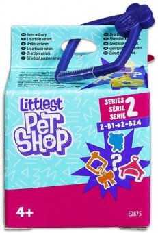 Little Pet Shop animalute cu cheita E2875