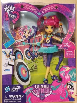 My Little Pony Friendship Games Sour Sweet