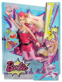 Papusa Barbie Princess Power Super Printesa Kara CDY61