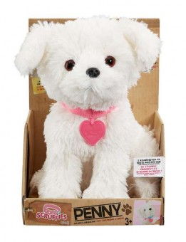 Scruffies My Best Friend Penny catel din plus cu sunete 31282