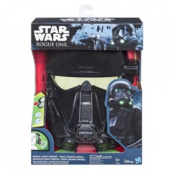 Star Wars Death Trooper Electronic Mask C0364