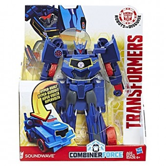 Transformers Combine Force Tra Rid Hyperchange Soundwave C2350