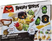 Angry Birds Attack on Pig Island TNT Invasion set de joaca 6027799