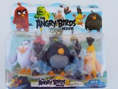 Angry Birds movie -set 3 figurine 980850