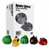 ANGRY BIRDS SpeedSters Set 5 Figurine