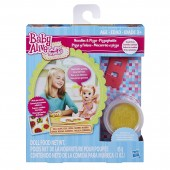 Baby Alive Super Snacks Noodles and Pizza B1451