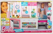 Barbie Careers Ultimate Kitchen with Doll FRH73