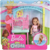 Barbie Club Chelsea set loc de joacă FXG84