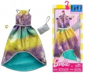 Barbie Fashion Creatiile Moderne Model Buline Aurii DTW60