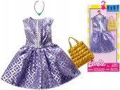 Barbie Fashion Creatiile Moderne Model Stele Argintii DTW58