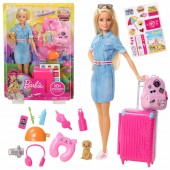 Barbie Dreamhouse in calatorie FWV25