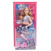 Barbie Flexibila Made To Move Satena