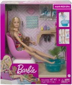 Barbie la salon de manechiura GHN07